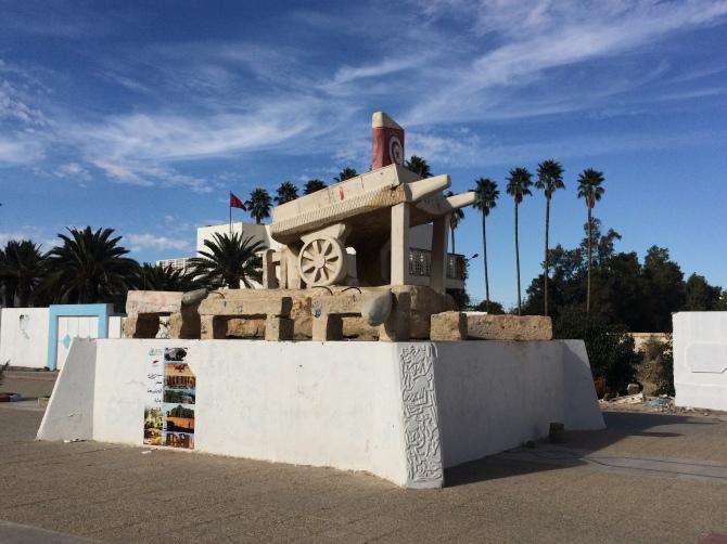 Statue Sidi Bouzid